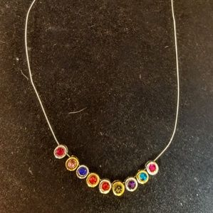 Jewelry - New Multi colored stones necklace